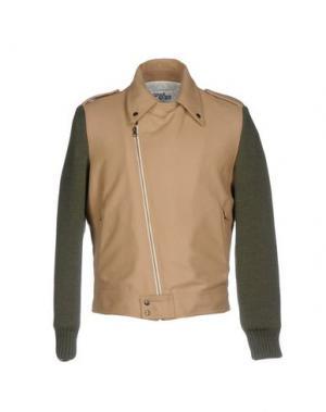 Куртка LC23. Цвет: песочный