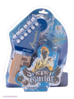Гитара лазерная с подсветкой БЕНД BRADEX. Цвет: бежевый