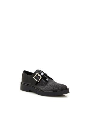 Ботинки GUESS. Цвет: черный, прозрачный
