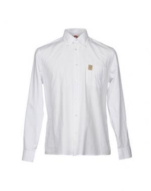 Pубашка MURPHY & NYE. Цвет: белый