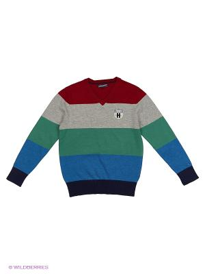 Пуловер Tommy Hilfiger. Цвет: серый