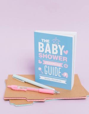 Books Книга Baby Shower. Цвет: мульти