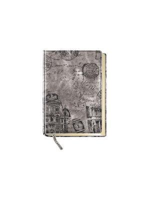 Премиум тетрадь для студентов А5 Vintage коричневый Pierre Cardin. Цвет: коричневый