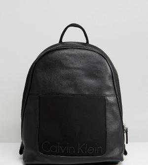 Calvin Klein Рюкзак. Цвет: черный