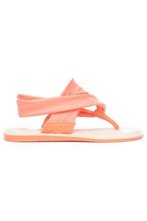Пантолеты ZAXY. Цвет: оранжевый