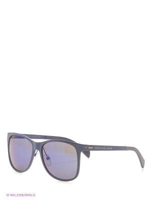 Солнцезащитные очки Marc by Jacobs. Цвет: темно-синий
