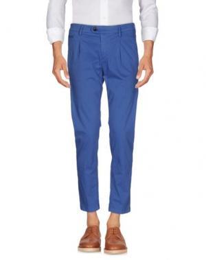 Повседневные брюки CAMOUFLAGE AR AND J.. Цвет: пастельно-синий