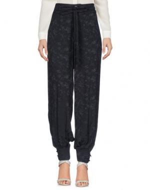 Повседневные брюки MAYLE. Цвет: черный