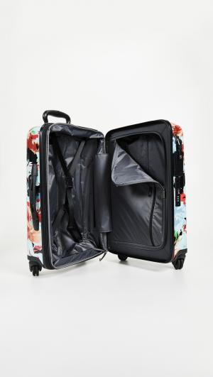 International Expandable Carry On Suitcase Tumi