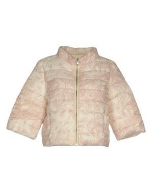 Куртка CAFèNOIR. Цвет: слоновая кость