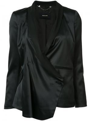 Асимметричный пиджак Rachel Comey. Цвет: чёрный