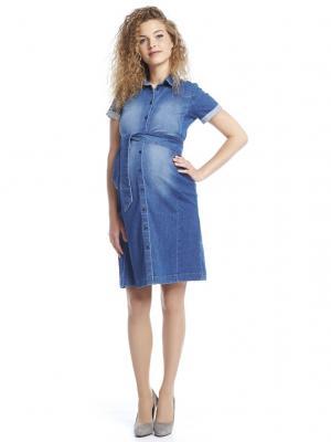 Джинсовое платье Queen Mum