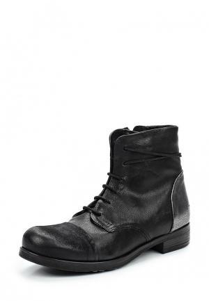 Ботинки Mascotte. Цвет: черный