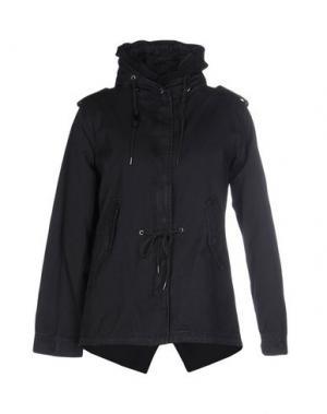 Куртка CANADIAN. Цвет: стальной серый