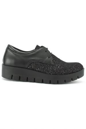 Туфли IMAC. Цвет: черный