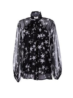 Блуза Anna Rachele (Италия) 367. Цвет: черный