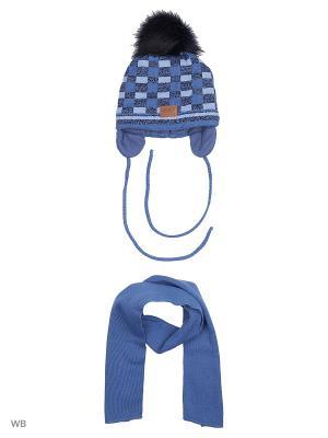 Комплект Agbo. Цвет: синий, голубой