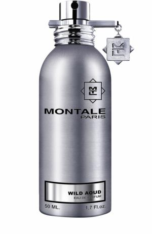 Парфюмерная вода Wild Aoud Montale. Цвет: бесцветный