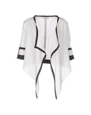 Куртка EYEDOLL. Цвет: белый