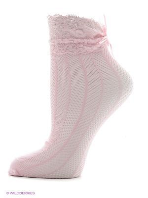 Носки детские Penti. Цвет: розовый