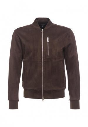 Куртка Banana Republic. Цвет: коричневый