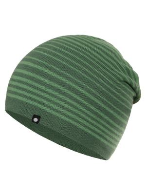 Шапка Icepeak. Цвет: зеленый