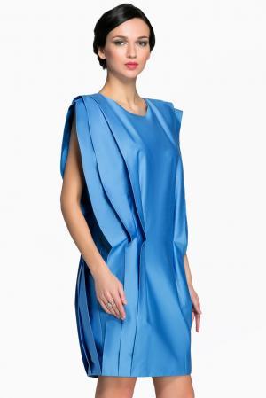 Платье 141424 Lolita Shonidi. Цвет: синий