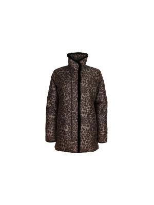 Куртка HAGENSON. Цвет: коричневый