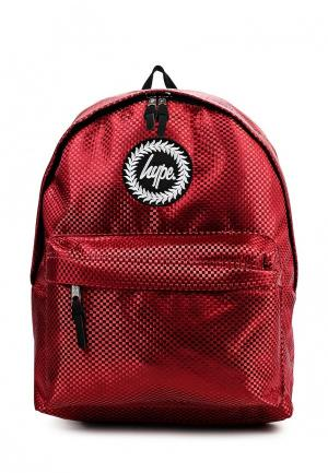 Рюкзак Hype. Цвет: красный