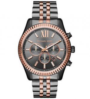 Часы-хронограф с люминесцентными стрелками Michael Kors