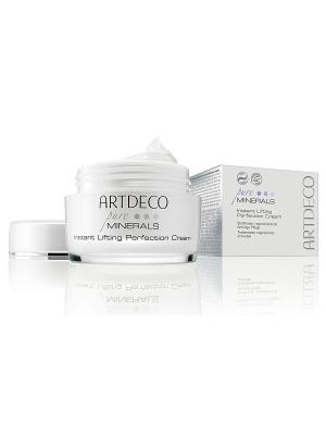 Крем мгновенный лифтингInstant Lifting Protection Cream, 50мл ARTDECO. Цвет: белый