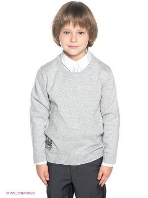 Джемпер Vitacci. Цвет: серый