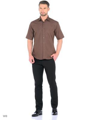 Рубашка CARAT.. Цвет: коричневый