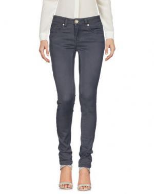 Повседневные брюки ATELIER FIXDESIGN. Цвет: серый