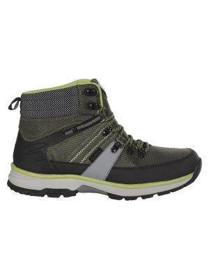 Ботинки Icepeak. Цвет: темно-зеленый