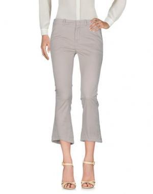 Повседневные брюки CRUCIANI. Цвет: песочный