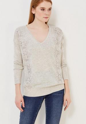 Пуловер Wallis. Цвет: серый