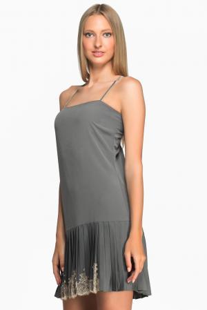 Je Talene Платье 137569 T'alene. Цвет: серый