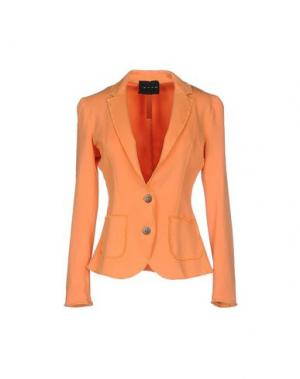 Пиджак IANUX. Цвет: оранжевый
