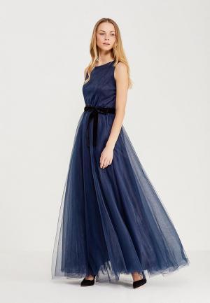 Платье Maria Golubeva. Цвет: синий