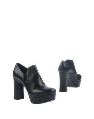 Ботинки ALBERTO GOZZI. Цвет: черный