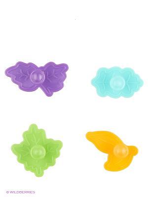 Набор форм для печенья и мастики СКАЗОЧНЫЙ ЛЕС BRADEX. Цвет: голубой, зеленый, оранжевый, фиолетовый