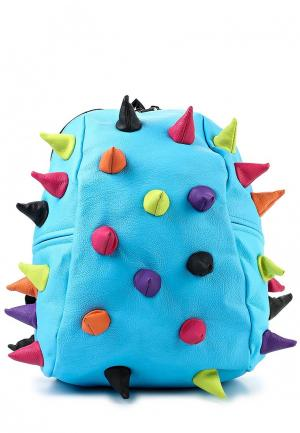 Рюкзак MadPax. Цвет: голубой