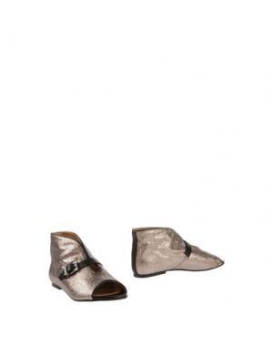 Полусапоги и высокие ботинки TATOOSH. Цвет: светло-фиолетовый