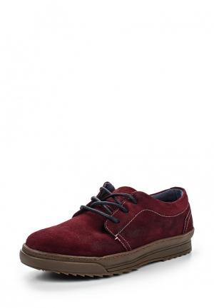 Ботинки Becool. Цвет: бордовый