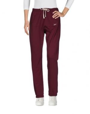 Повседневные брюки SCOUT. Цвет: пурпурный
