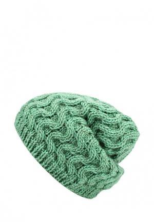 Шапка Modohats. Цвет: зеленый