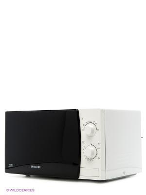 Микроволновая печь ME81KRW-1, 800 Вт Samsung. Цвет: белый