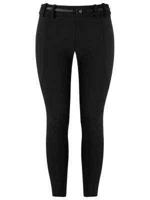 Skinny trousers Gloria Coelho. Цвет: чёрный