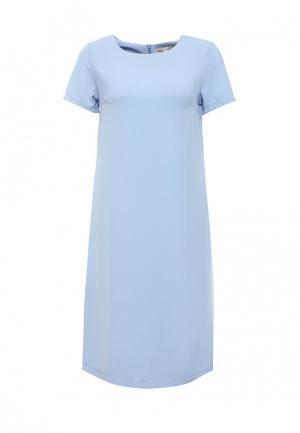 Платье Modis. Цвет: голубой